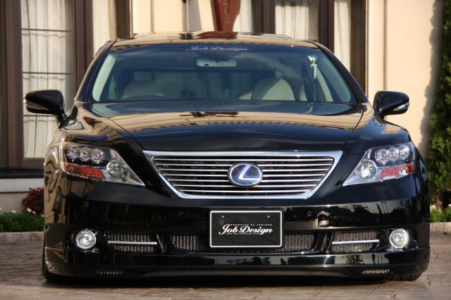 239 at Lexus GS & LS hybrids by Job Design
