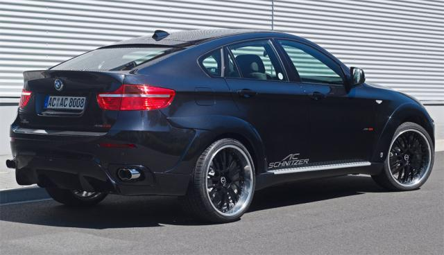 ac schnitzer bmw x6 falcon 12 at SEMA preview : BMW X6 Falcon by AC Schnitzer