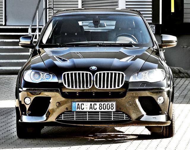 ac schnitzer bmw x6 falcon 2 at SEMA preview : BMW X6 Falcon by AC Schnitzer