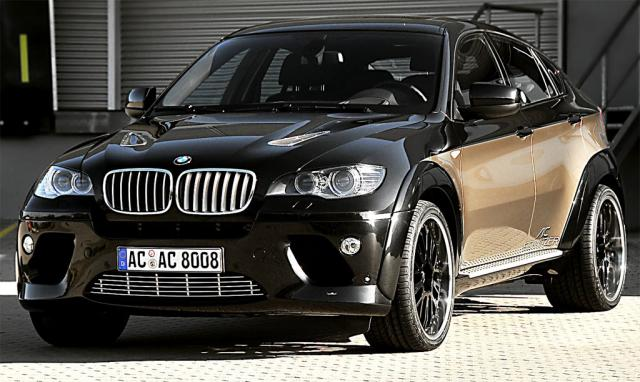 ac schnitzer bmw x6 falcon 3 at SEMA preview : BMW X6 Falcon by AC Schnitzer