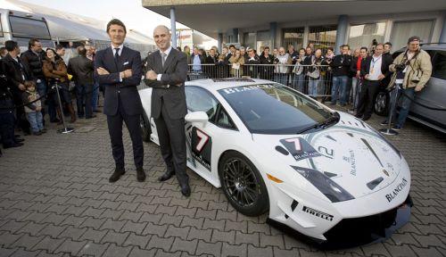 gallerylarge7 at Lamborghini race series   Blancpain Super Trofeo