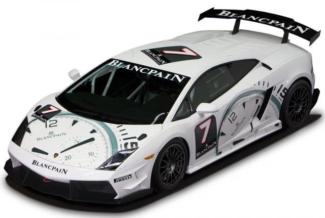 lamborghini gallardo super trofeo 3 at Lamborghini race series   Blancpain Super Trofeo