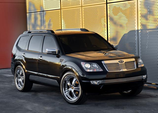 Kia motors america brings 4 models to sema for Kia motors usa com