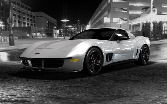 c3r renders 110608 02 at Corvette C3R : StingRay Rebirth