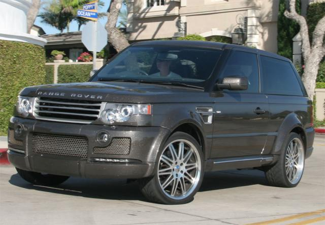 is there a coupe range rover custom made. Black Bedroom Furniture Sets. Home Design Ideas