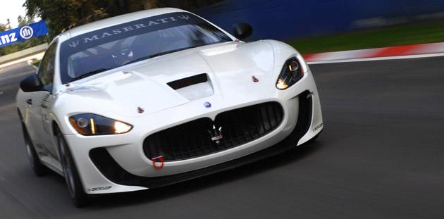 maserati granturismo mc corse main630 0925 636x360 at Maserati To Make Road Going GranTurismo MC Corse