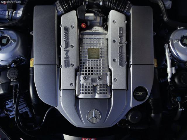 mercedes benz sl 55 amg 2006 800x600 wallpaper 16 at AMG to make high performance diesel