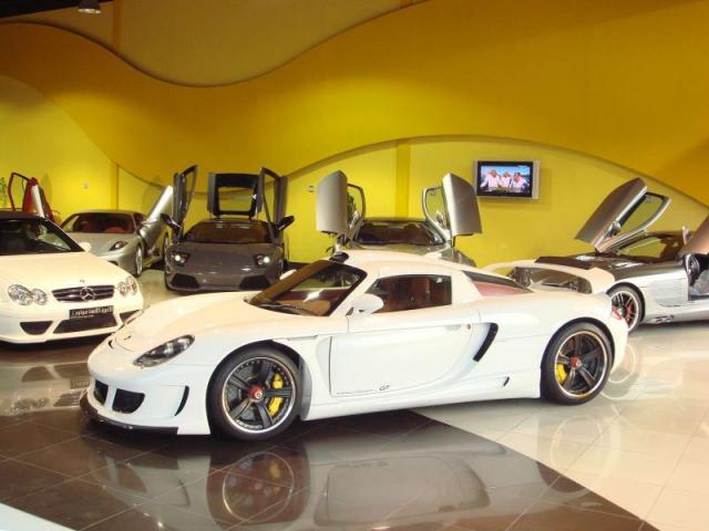 Scuderia 250 Supercar Club In Dubai