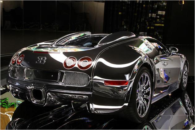 mirror finish bugatti veyron 003 1111 950x673 at Mirror finish Bugatti Veyron