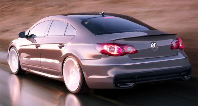 Volkswagen Cc Performance Concept