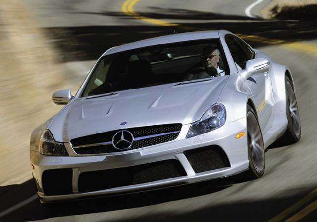 vrbi1 at Three special high performance vehicles from Affalterbach   AMG RULES!