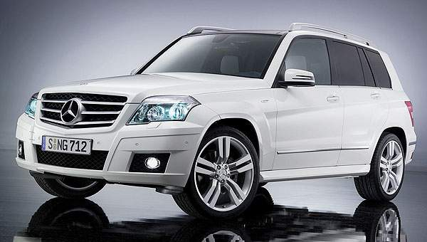 New Mercedes Glk Priced Under 35 000