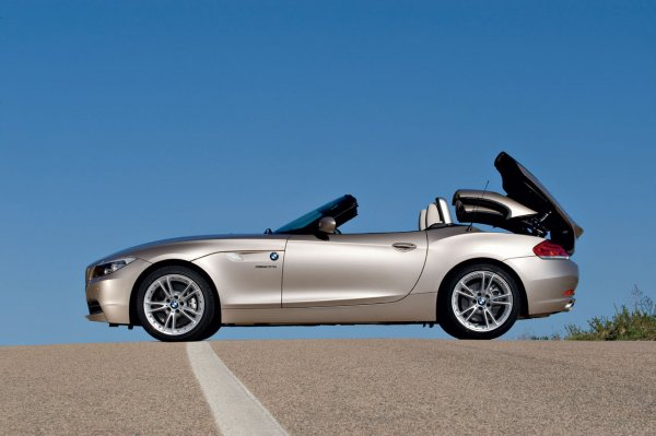 bmw z4 e89 19 at Videos of 2009 BMW Z4
