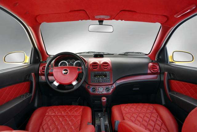 Chevrolet Aveo5 Mods For Middle East