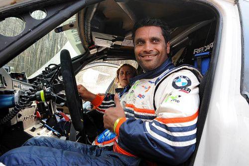 nasser al attiyah dakar 2009 at Dakar Rally 2009   Naser Al Attiyah Disqualified