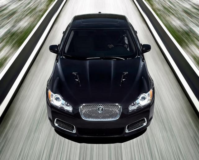 xfr main at 2010 Jaguar XFR Unveiled  High Res Image Gallery