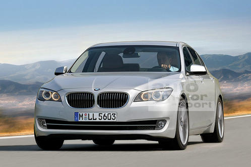 2010 5 series 1 at New details on next generation BMW 5 series