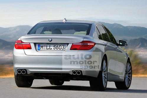 2010 5 series 2 at New details on next generation BMW 5 series