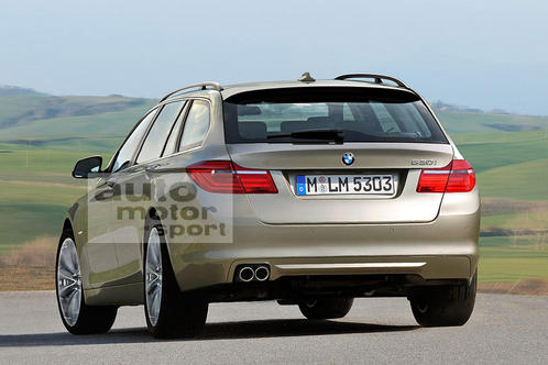 2010 5 series 3 at New details on next generation BMW 5 series
