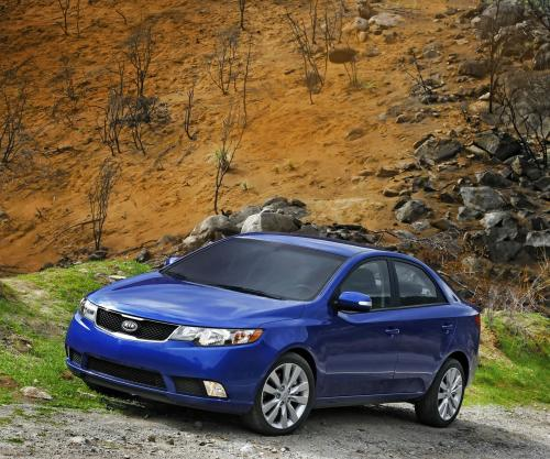 2010 Kia Soul Transmission: 2010 KIA Forte Details Pictures And Video