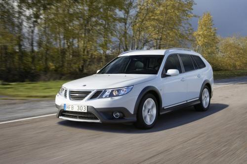saab 9 3x 3 at SaaB 9 3X official pictures and video