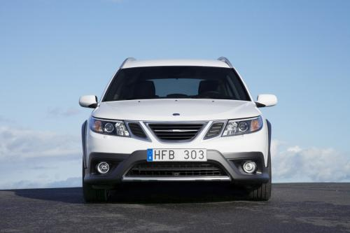 saab 9 3x 6 at SaaB 9 3X official pictures and video
