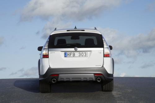 saab 9 3x 7 at SaaB 9 3X official pictures and video