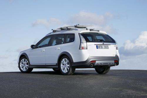 saab 9 3x 9 at SaaB 9 3X official pictures and video