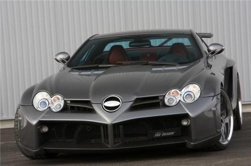 getattachmentca4t9x57 1 800x600 at FAB Design McLaren SLR Official Pictures