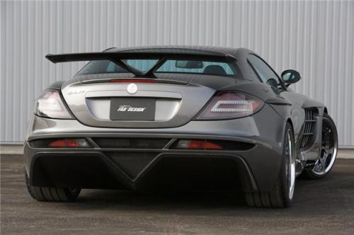 getattachmentcalfubd1 800x600 at FAB Design McLaren SLR Official Pictures
