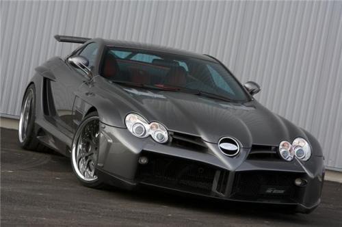 getattachmentcay6v019 800x600 at FAB Design McLaren SLR Official Pictures