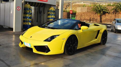 Lamborghini Gallardo Lp560 Spyder Live In Colors