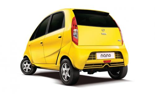 tata nano 2 at TATA Nano launched in India at $1,980