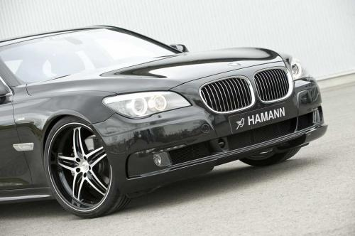 Hamann tuning package for 2009 BMW 7-Series