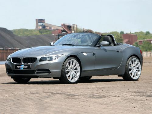 2009 hartge bmw z4 1 at Hartge package for 2009 BMW Z4