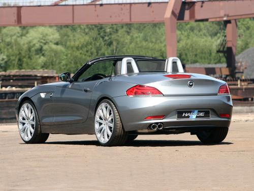 2009 hartge bmw z4 4 at Hartge package for 2009 BMW Z4