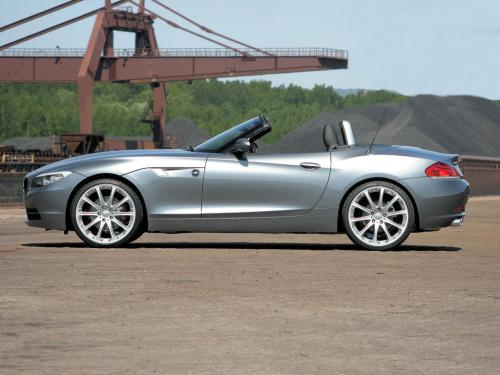 2009 hartge bmw z4 5 at Hartge package for 2009 BMW Z4